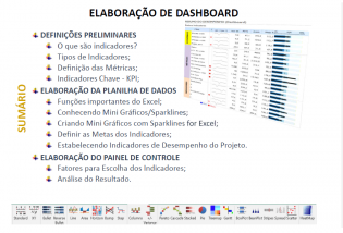 Workshop Elaboração de Dashboard (8 horas)