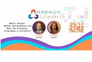 Espaço Literário (Outubro/2020) –  Gestão Estratégica por Meio de Projetos, Programas e Portfólio