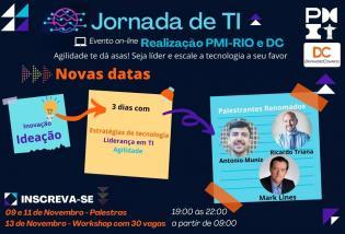 JORNADA DE TI