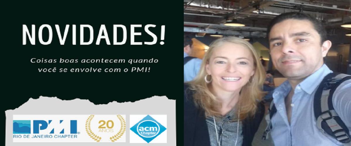 PMI Rio e ACM Rio