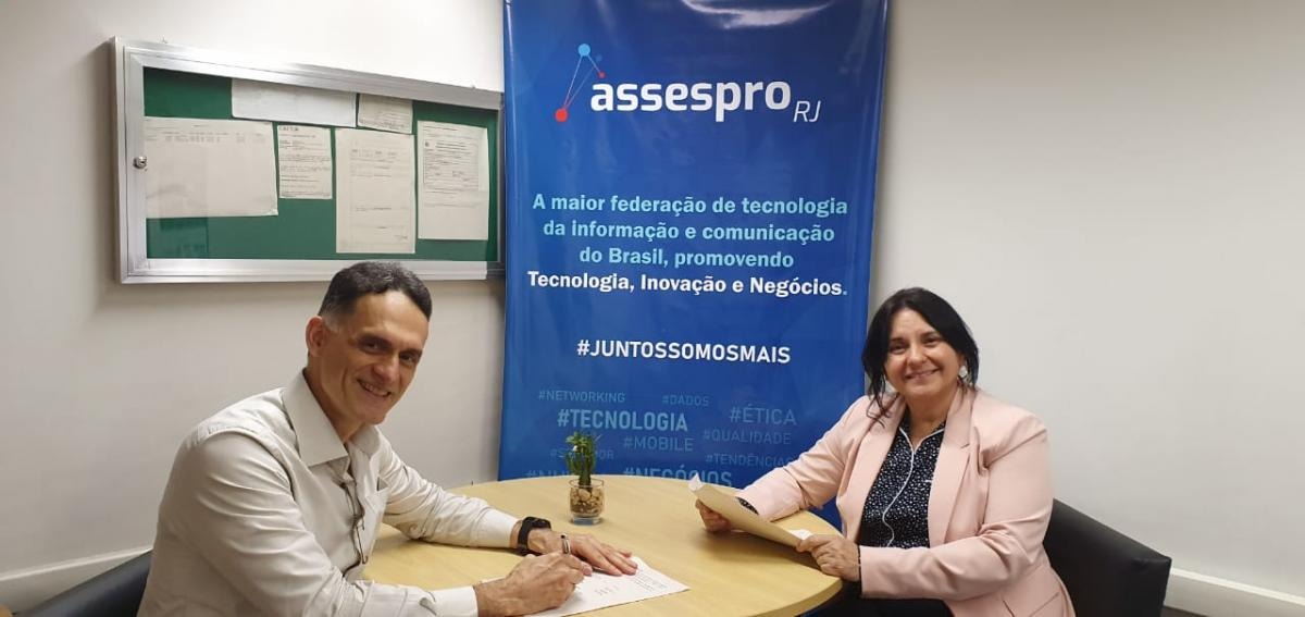Parceria ASSESPRO RJ – PMI Rio