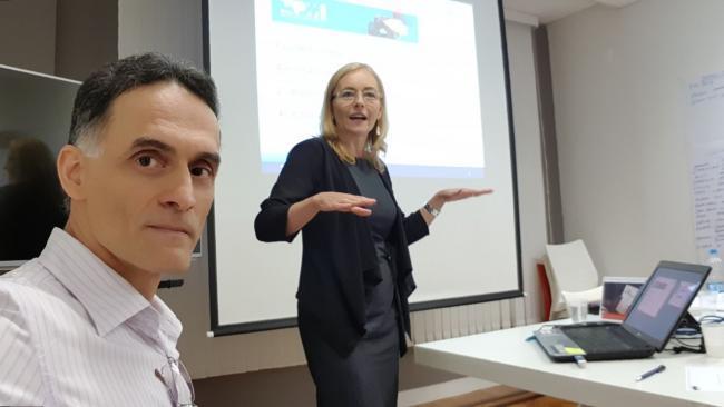 PMI®/PMI-RIO® realizam palestra institucional para os Médicos Sem Fronteira