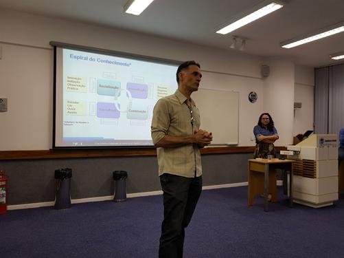 PMI RIO promove II Treinamento e Capacitação de Voluntários em Gestão do Conhecimento