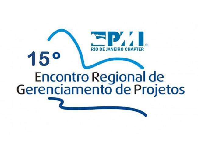 Participe do 15 Encontro Regional do PMI RIO