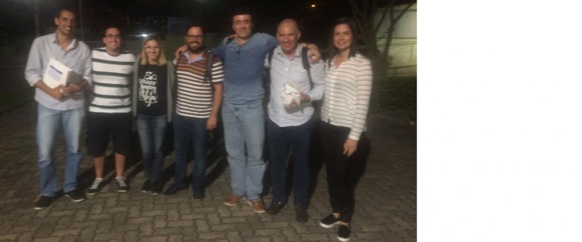 PMI RIO realiza treinamento com a equipe do Programa Campos dos Goytacazes