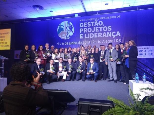 PMI RIO marca presença no maior evento de Gestão, Projetos e Liderança do Brasil