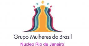 Logo: Mulheres do Brasil